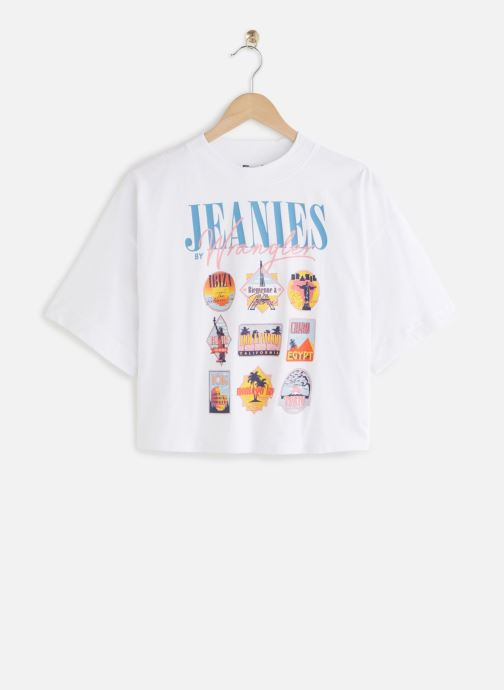 Tøj Accessories 90S Tee White
