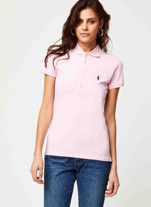 Vêtements Accessoires Julie Polo-Skinny-Short Sleeve-Knit