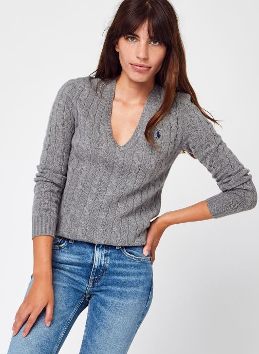 Vêtements Accessoires Kimberly-Classic-Long Sleeve-Sweater