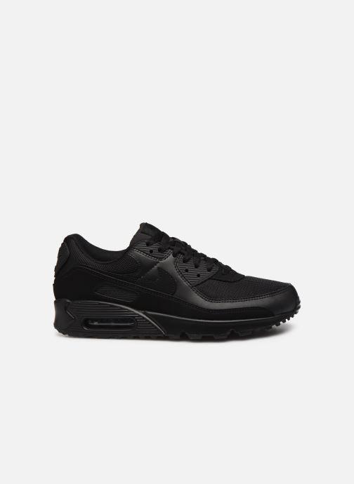 Sneakers Nike AIR MAX 90 M Zwart achterkant