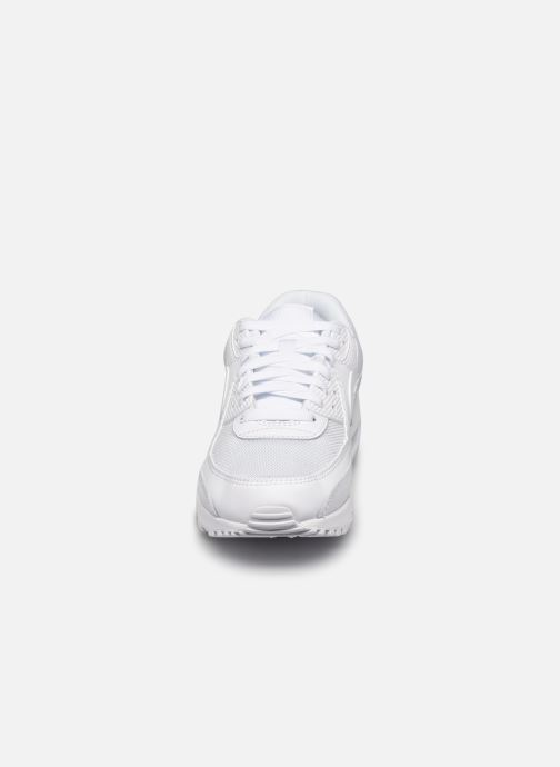 Trainers Nike AIR MAX 90 M White model view