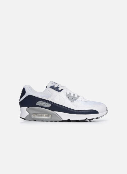 Sneakers Nike AIR MAX 90 M Wit achterkant