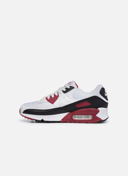 Sneakers Nike AIR MAX 90 M Bianco immagine frontale
