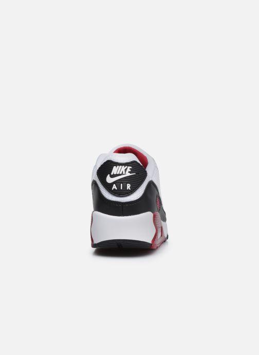 Sneakers Nike AIR MAX 90 M Bianco immagine destra
