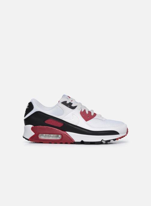Sneakers Nike AIR MAX 90 M Bianco immagine posteriore