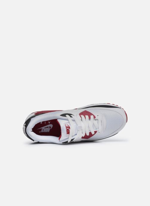Sneakers Nike AIR MAX 90 M Bianco immagine sinistra