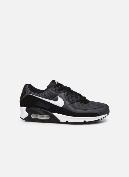 Sneaker Nike AIR MAX 90 M schwarz ansicht von hinten
