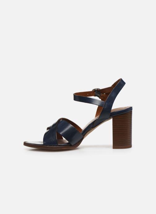 Sandalen Georgia Rose Parina Blauw voorkant