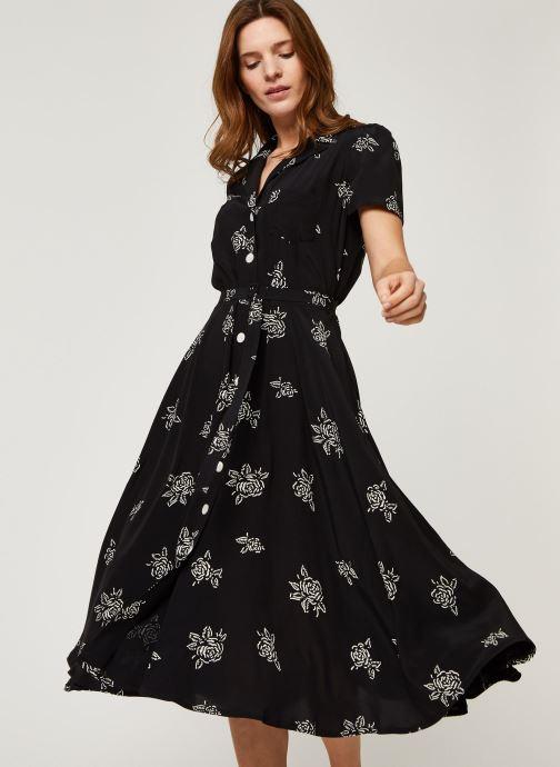Vêtements Accessoires Ss Hmpton Dr-Short Sleeve-Casual Dress