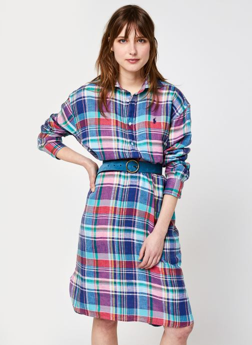Vêtements Accessoires Ls N Chgo Dr-Long Sleeve-Casual Dress
