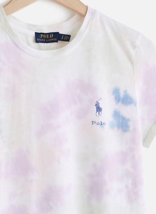 Polo Ralph Lauren Painted Rl T-short Sleeve Tee (wit) - Kleding(437000)