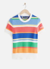 Kleding Accessoires Ss Po-Classic-Short Sleeve-Sweater