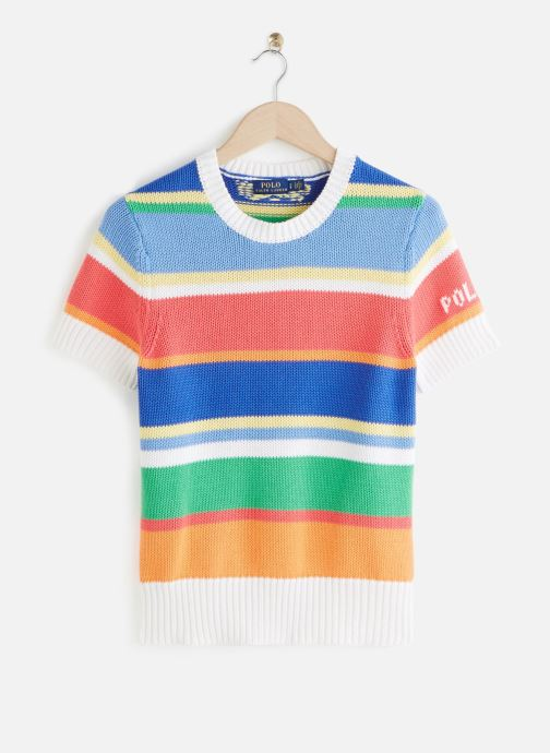 Pull - Ss Po-Classic-Short Sleeve-Sweater