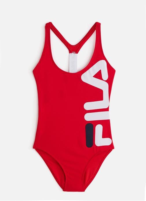 Vêtements FILA Yuko Swimsuit Rouge vue détail/paire