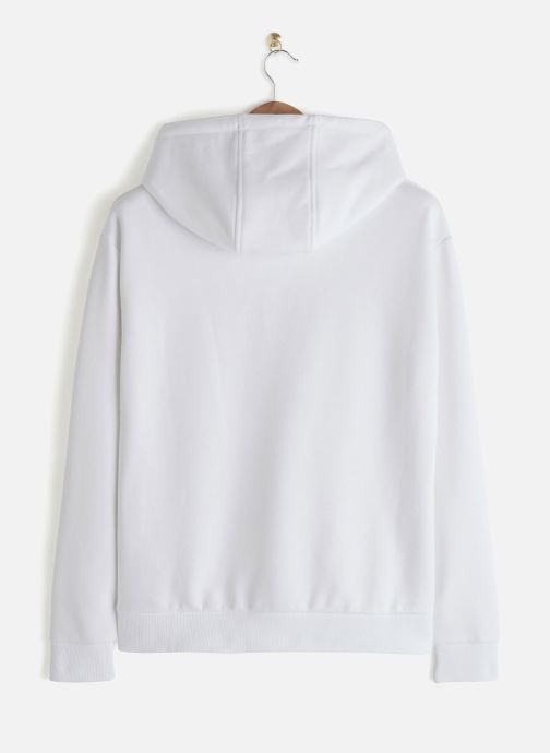 Vêtements FILA Ebba Hoody Blanc vue bas / vue portée sac