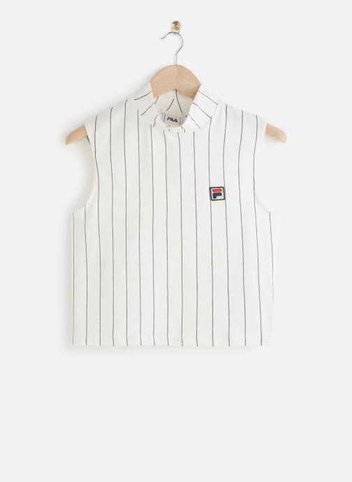 Vêtements FILA Westry Sleeveless Top Blanc vue détail/paire