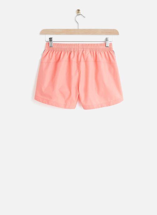 Vêtements FILA Ambella Shorts Rose vue bas / vue portée sac