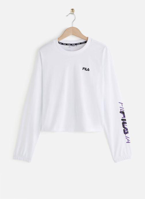 Calandra Cropped Long Sleeve Shirt