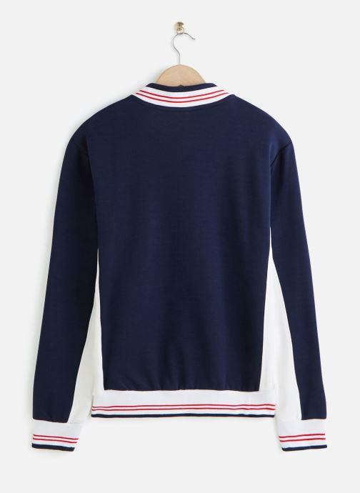 Vêtements FILA Settanta Track Jacket Bleu vue bas / vue portée sac