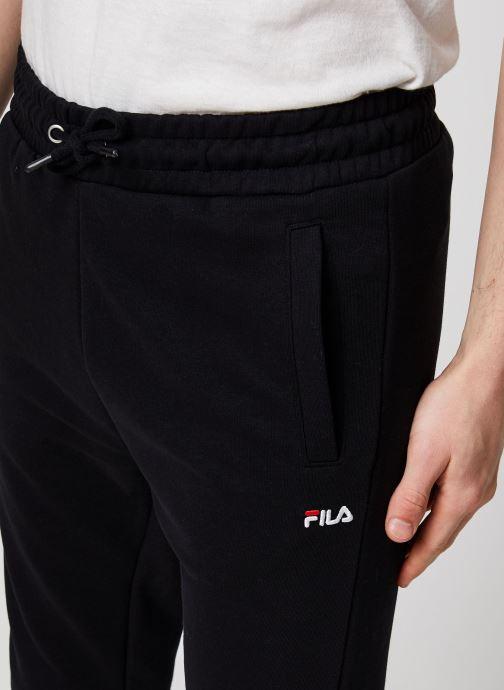 Vêtements FILA Edan Sweat Pants Noir vue face