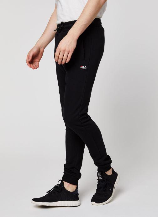 Vêtements FILA Edan Sweat Pants Noir vue détail/paire