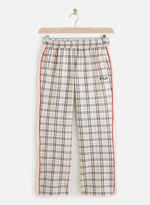 Vêtements FILA Tevy Aop Track Pants Beige vue détail/paire