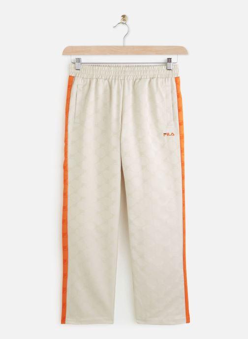 Vêtements FILA Halle Satin Track Pants Beige vue détail/paire