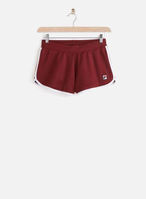 Vêtements FILA Saman Shorts Bordeaux vue détail/paire
