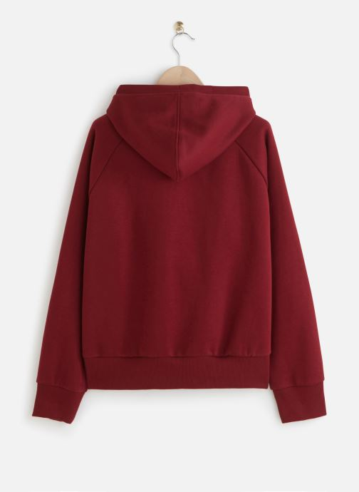 FILA Sweatshirt hoodie - Floresha Hoody (Bordeaux) - Vêtements chez Sarenza (437459) xXdS1