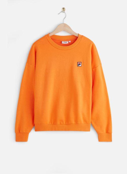 Vêtements FILA Suzanna Crew Sweat Orange vue détail/paire