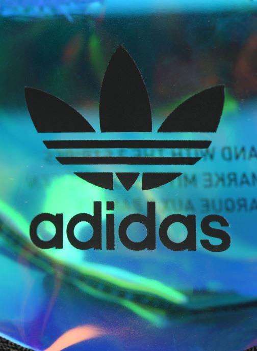 Sacs à main adidas originals ROUND WAISTBAG Noir vue gauche