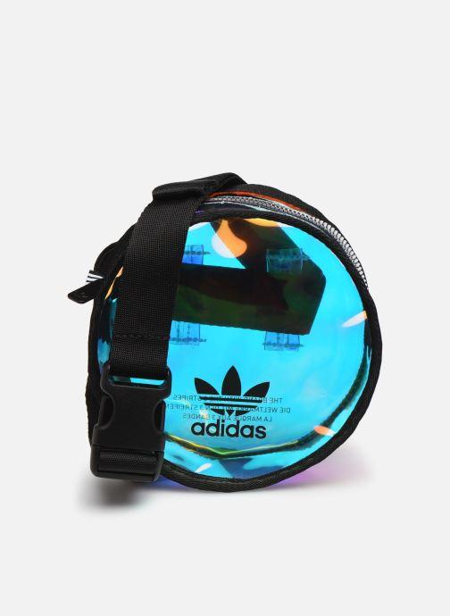 Sacs à main adidas originals ROUND WAISTBAG Noir vue détail/paire