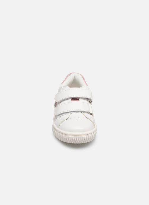 Sneakers Absorba Bevelor Bianco modello indossato