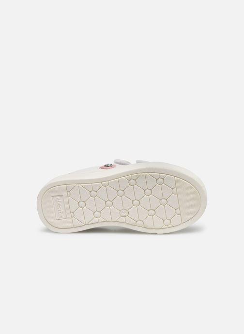 Sneakers Absorba Bevelor Bianco immagine dall'alto
