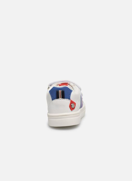 Baskets Absorba Dilbis Blanc vue droite