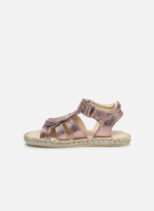 Sandali e scarpe aperte Absorba Dolores Rosa immagine frontale