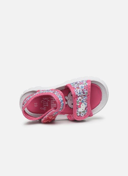 Sandali e scarpe aperte Hello Kitty Hk Naouel C Rosa immagine sinistra