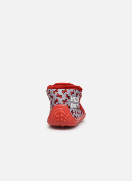 Chaussons Hello Kitty Hk Vanity C Gris vue droite