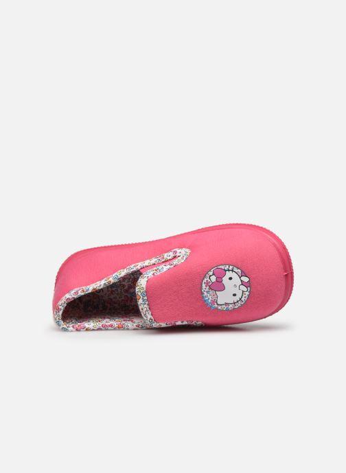 Pantofole Hello Kitty Hk Latoya C Rosa immagine sinistra