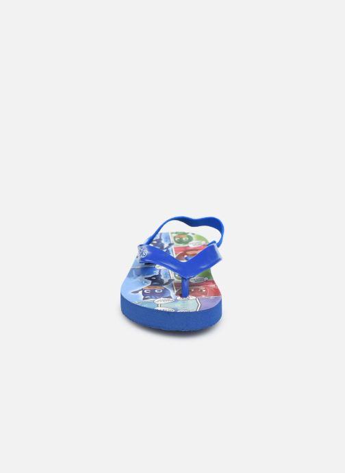 Chanclas PJ Masks Pj Jipan Ela C Azul vista del modelo
