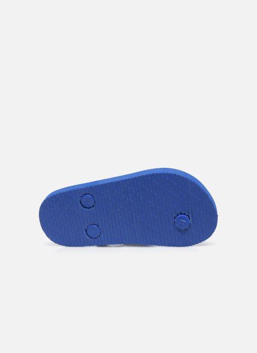 Chanclas PJ Masks Pj Jipan Ela C Azul vista de arriba