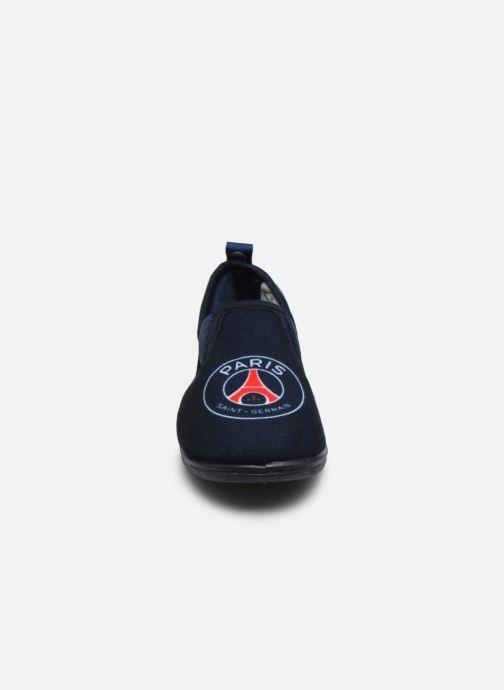 Pantuflas PSG Psg Oxfordcat C Azul vista del modelo