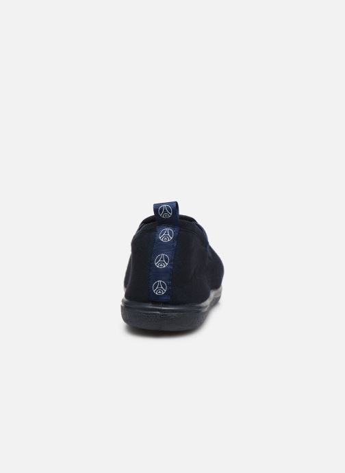 Pantoffels PSG Psg Oxfordcat C Blauw rechts