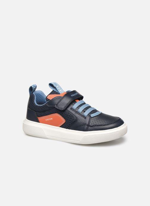Sneakers Geox J Nettuno Boy C Azzurro vedi dettaglio/paio