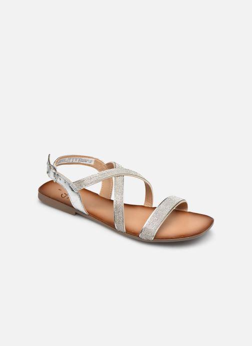 Sandali e scarpe aperte Clarks Latreece Ray Argento vedi dettaglio/paio