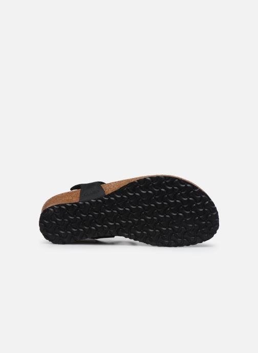 Sandali e scarpe aperte Papillio Ashley Braided Nero immagine dall'alto