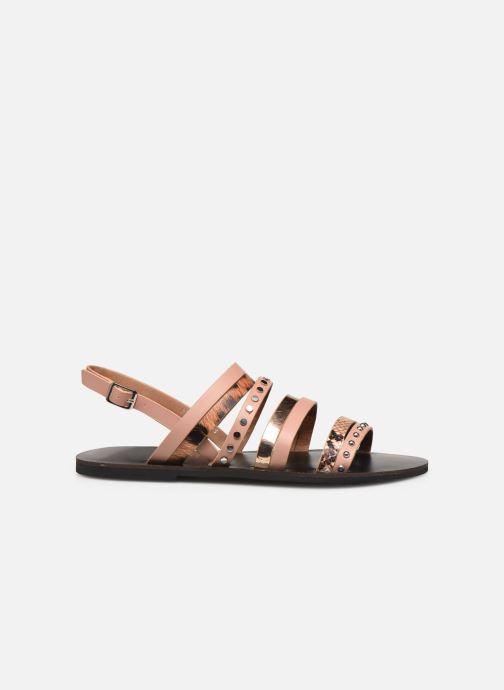 Sandali e scarpe aperte Vanessa Wu SD2082 Rosa immagine posteriore