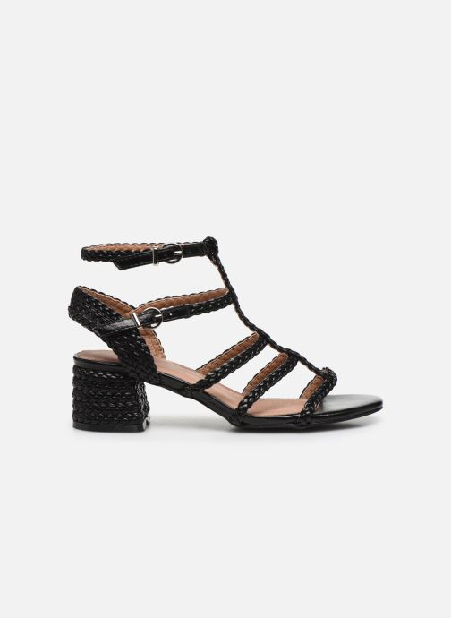 Sandali e scarpe aperte Vanessa Wu SD2081 Nero immagine posteriore