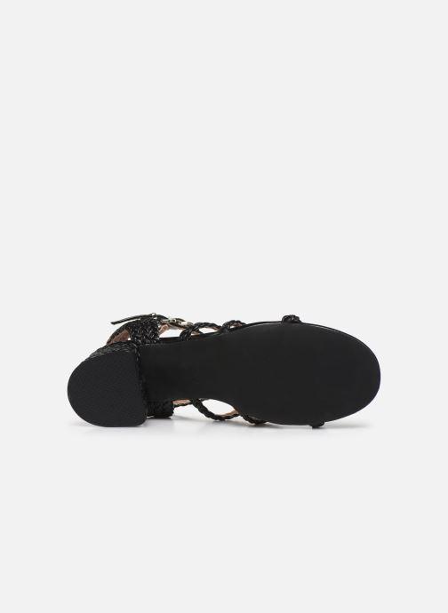 Sandali e scarpe aperte Vanessa Wu SD2081 Nero immagine dall'alto