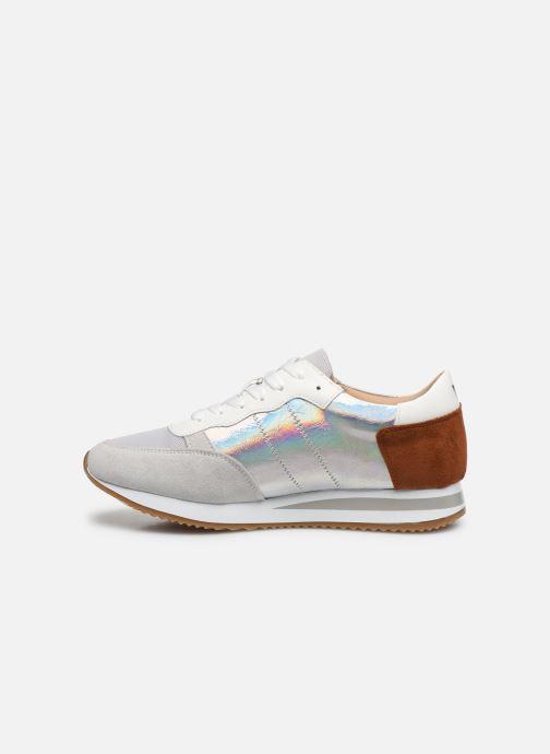Sneakers Vanessa Wu BK2077 Zilver voorkant